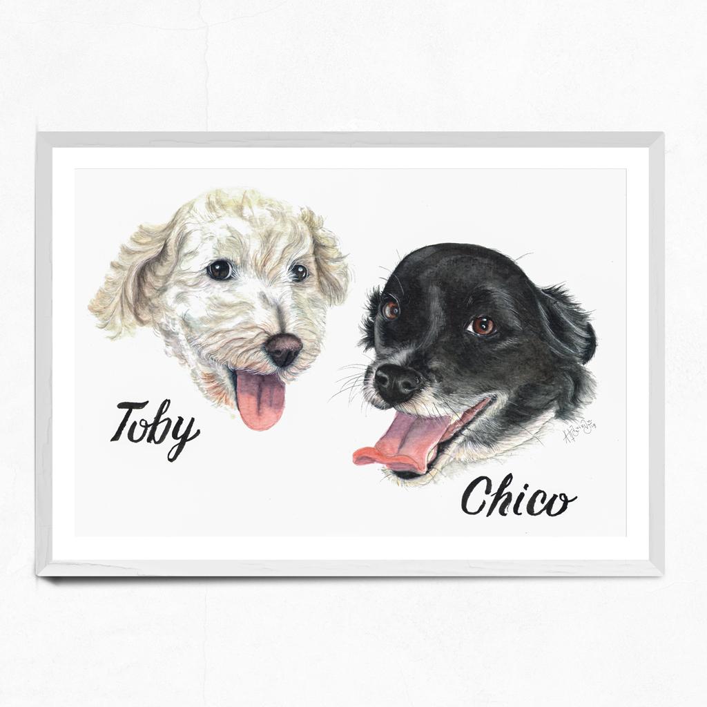 Toby e Chico