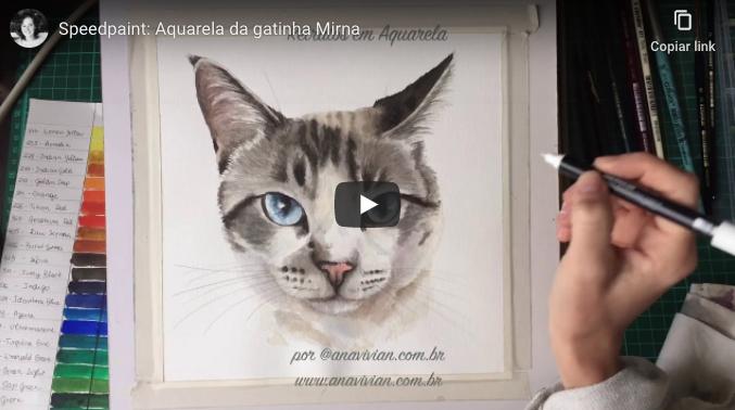 Speedpaint da Gatinha Mirna