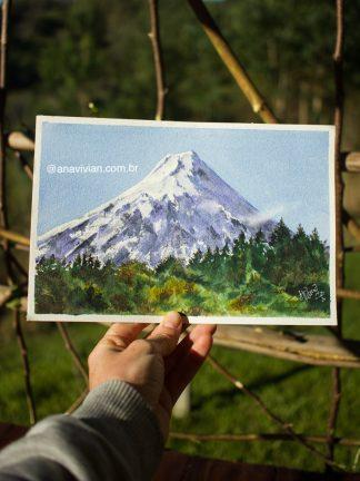 Original - Vulcão Nevado I