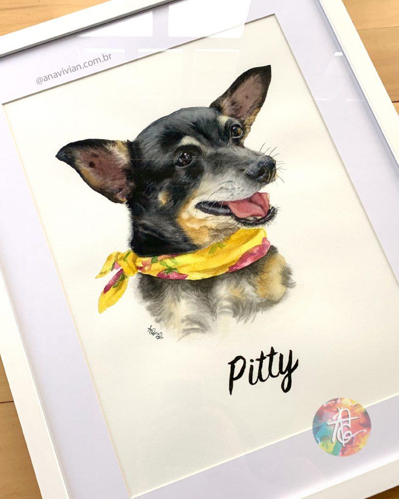 Pitty: Retrato em Aquarela